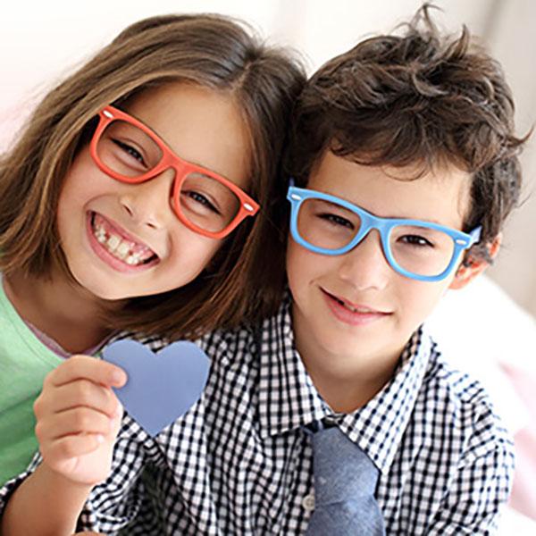 Miopía en niños y adolescentes